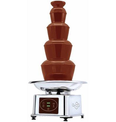 XXLselect Chocolate Fountain - Automatic - 5kg chocolate - 32x (h) 84cm
