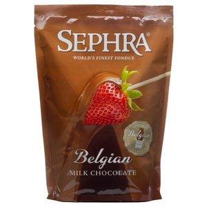 XXLselect Belgische Melk Chocolade voor te Smelten - Zak 2,5 kg - GLUTEN VRIJ!