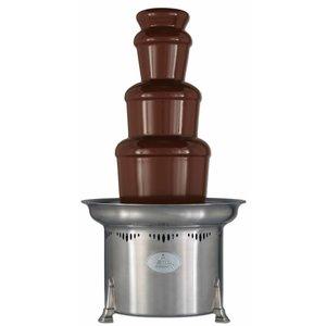 XXLselect Chocoladefontein - Montezuma - 10kg - 150/250 personen - 47x(h)86cm