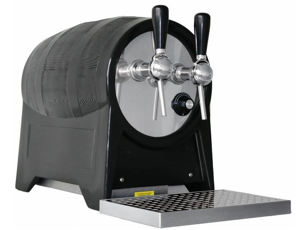 XXLselect Proffesional Gluhwein Boiler | Schiffstyp | 31x58x (h) 45 cm | 400V | 100 Liter p / h