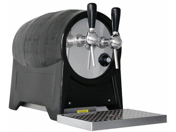 XXLselect Proffesional Gluhwein Boiler | Type of Vessel | 31x58x (h) 45cm | 400V | 100 Liter p / h