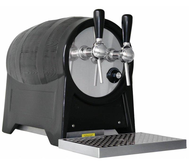 XXLselect Proffesionele Gluhweinketel   Type Vat   31x58x(h)45cm   400V   100 Liter p/uur