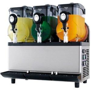 Neumarker Refrigerated beverage dispenser - 3x5 Liter - 600x400x (h) 630 mm