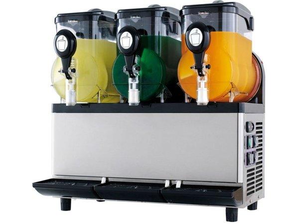 Neumarker Gekühlten Getränkespender - 3x5 Liter - 600x400x (h) 630 mm