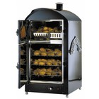 Neumarker Potato oven 100 + 100 Potatoes - 590x590x (h) 1200mm - 400V / 6KW