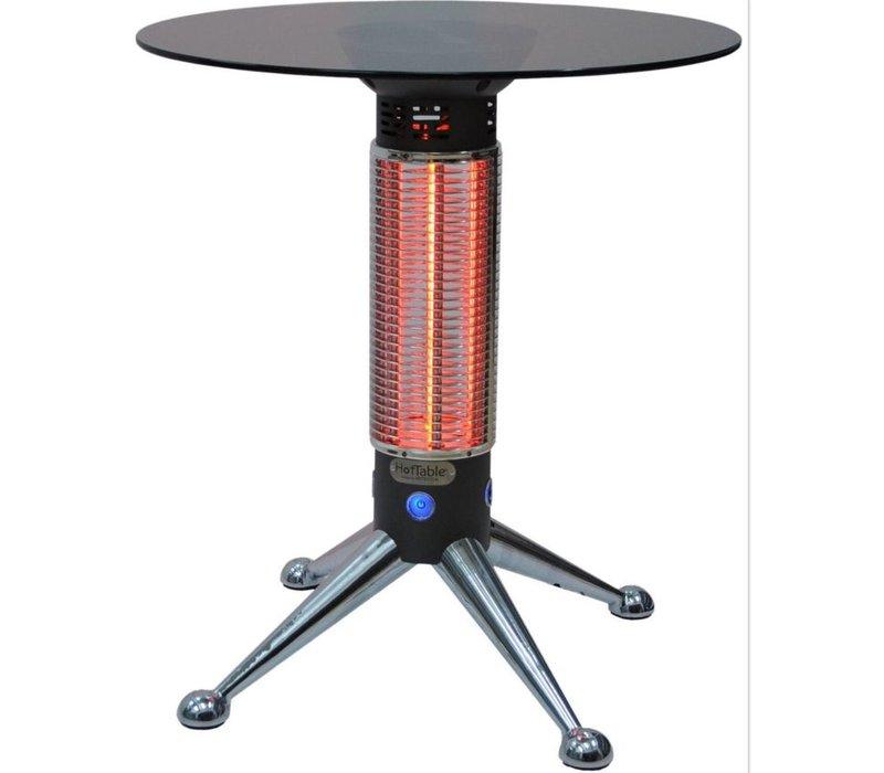 Neumarker Patio Heater Table - 1.5 kW - Ø650x (h) 750 mm