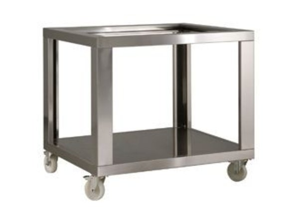 Diamond Gas pizza oven chassis - 6 pizzas Ø33cm - 1060x1080x (H) 1000mm