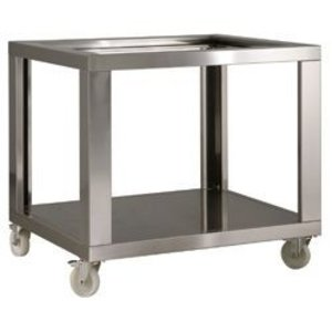 Diamond Gas pizza oven chassis - 9 pizzas Ø33cm - 1060x1080x1000mm