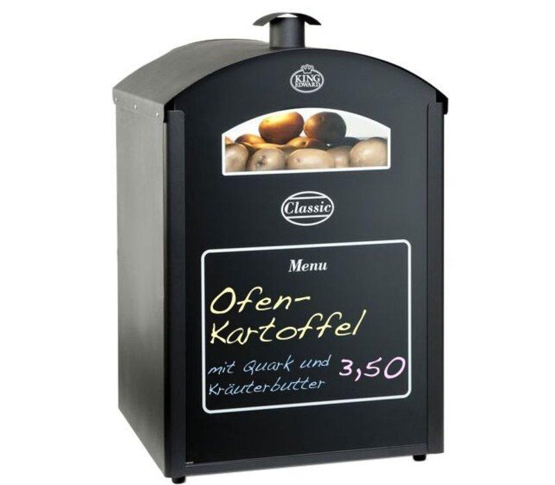 Neumarker Potato oven 50 + 50 Potatoes - 510x540x (h) 750mm - 230V / 2.6KW