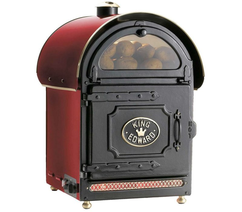 Neumarker Aardappel oven - 50+50 Aardappelen - 520x560x(h)810mm - 230V/3KW