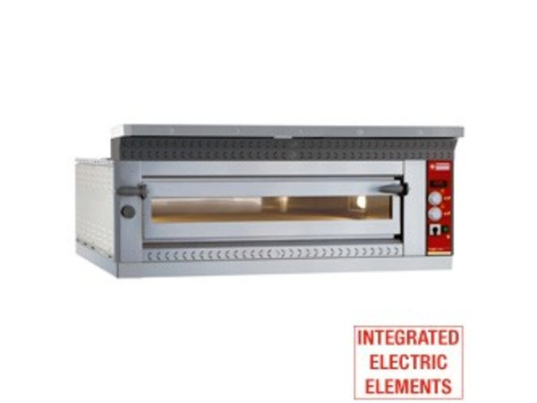 Diamond Pizza Oven Electric XL   6 pizzas Ø35cm   9kW   1420x1010x (H) 400mm