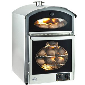 Neumarker Potato oven 60 + 60 Potatoes - 510x580x (H) 750mm - 230V / 3KW