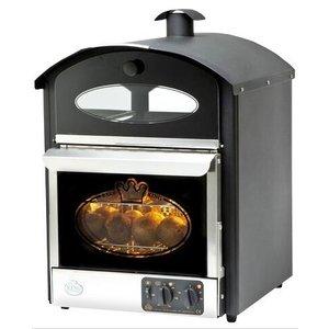 Neumarker Potato oven 25 + 25 Potatoes - 455x505x (h) 643mm - 230V / 2.5KW