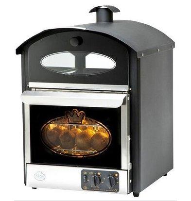 Neumarker Aardappel oven 25+25 Aardappelen - 455x505x(h)643mm - 230V/2.5KW
