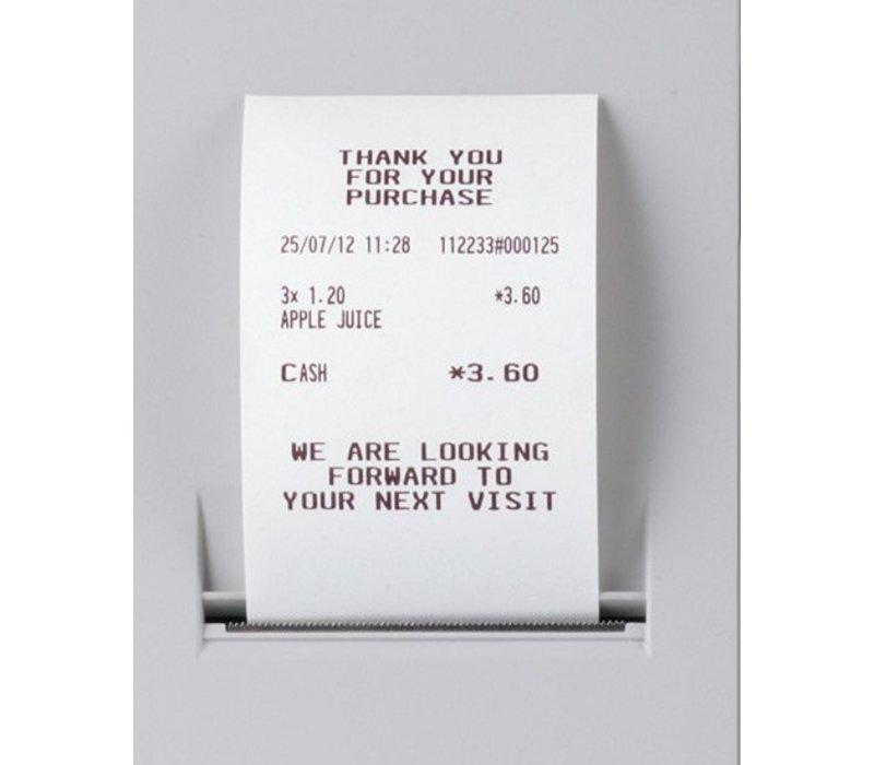 Sharp Sharp Registrierkasse XE-A137WH - Thermodrucker (NO INK ERFORDERLICH) - 200 Produkte - 8 Produkt
