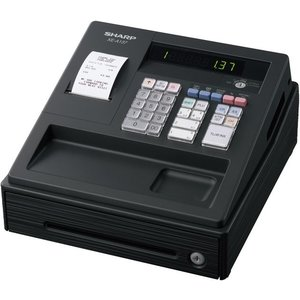 Sharp Sharp cash register XE-A137BK - Thermal printer (NO INK REQUIRED) - 200 Products - 8 Product