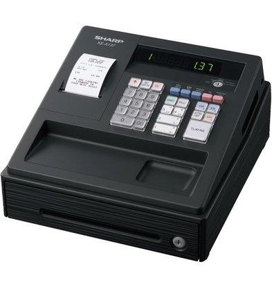Sharp Kassa Sharp XE-A137BK - Thermische printer (GEEN INKT NODIG) - 200 Producten - 8 Productgroepen