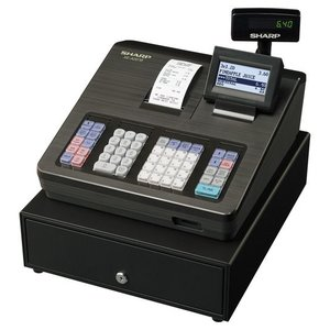 Sharp Sharp Registrierkasse XE-A207B - Thermodrucker (NO INK ERFORDERLICH) - 2000-Produkte - Produkte 99