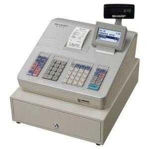 Sharp Sharp Registrierkasse XE-A207W - Thermodrucker (NO INK ERFORDERLICH) - 2000-Produkte - Produkte 99
