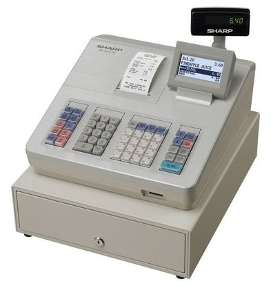 Sharp Sharp Registrierkasse XE-A207W - Thermodrucker (NO INK ERFORDERLICH) - 2000-Produkte - Produkte 99
