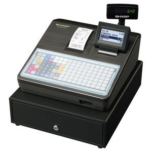 Sharp Sharp cash register XE-A217B - Thermal Printer (NO INK REQUIRED) - 2000 Products - Product 99