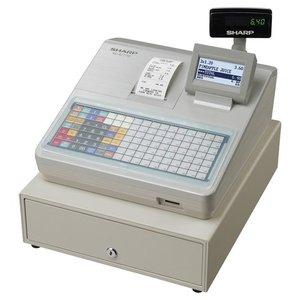 Sharp Kassa Sharp XE-A217W - Thermische Printer (GEEN INKT NODIG) - 2000 Producten - 99 Productgroepen
