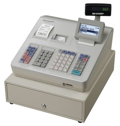 Sharp Sharp cash register XE-A307 - Thermal Printer (NO INK REQUIRED) - 10,000 Products - Product 99