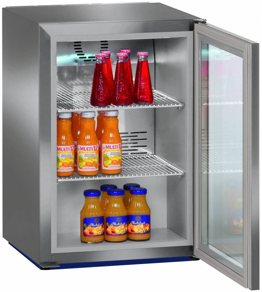 Liebherr Minibar Kühlschrank Edelstahl