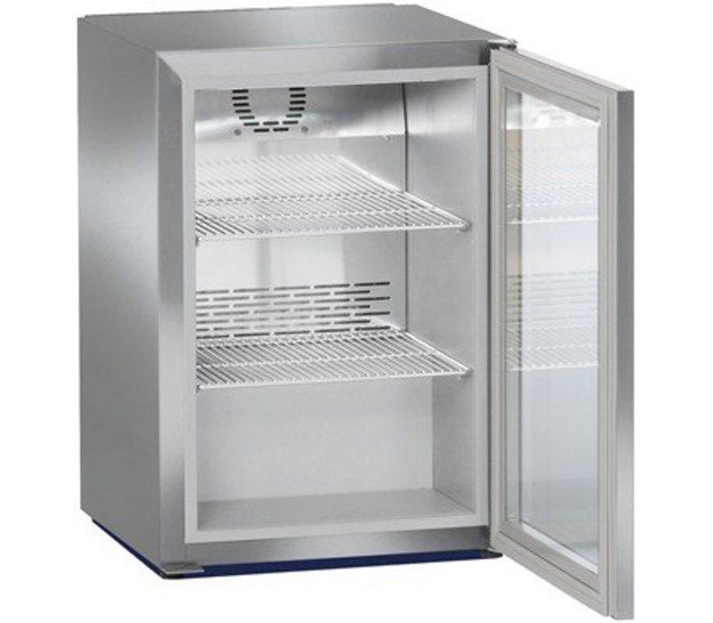 Liebherr Minibar Kühlschrank Edelstahl | Glastür | Liebherr | 45 ...