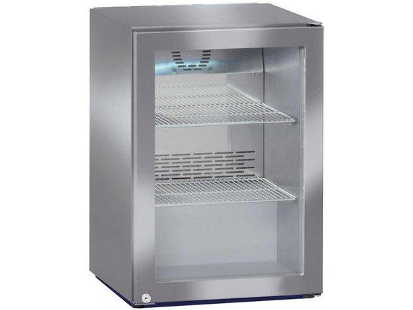 Minibar Kühlschrank : Liebherr minibar kühlschrank edelstahl glastür liebherr