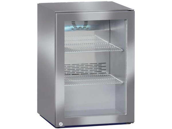 Minibar Kühlschrank Edelstahl : Liebherr minibar kühlschrank edelstahl glastür liebherr 45
