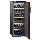 Liebherr Weinklimaschrank Schwarz / Burgund | 200 Flaschen | Liebherr | 409 Liter | WTR 4211 | 60x74x (h) 165cm