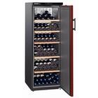 Liebherr Wine Climate Cabinet Black / Burgundy   200 Bottles   Liebherr   409 Liter   WTR 4211   60x74x (h) 165cm