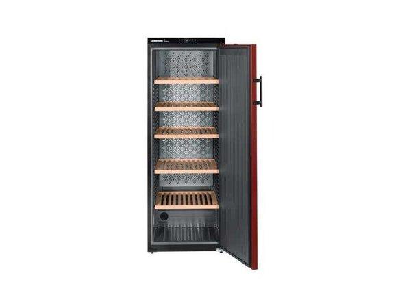 Liebherr Wine Climate Cabinet Black / Burgundy | 200 Bottles | Liebherr | 409 Liter | WTR 4211 | 60x74x (h) 165cm