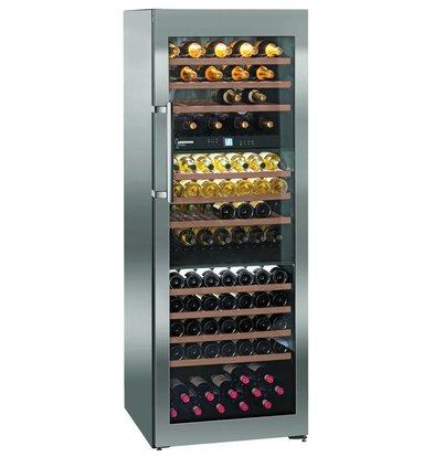 Liebherr Climate Weinschrank SS | 178 Flaschen | Liebherr | 578 Liter | WTes 5872 | 70x74x (h) 192cm