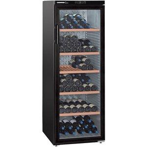 Liebherr Wijnklimaatkast Zwart | 200 Flessen | Liebherr | 427 Liter | WTb 4212 | 60x74x(h)165cm