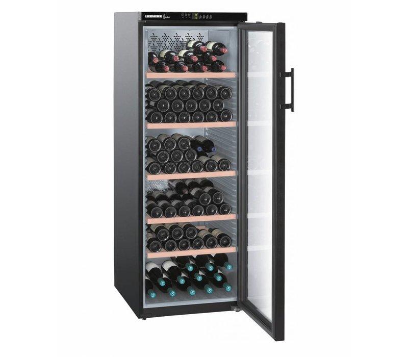 Liebherr Weinklimaschrank Black | 200 Flaschen | Liebherr | 427 Liter | WTb 4212 | 60x74x (h) 165cm