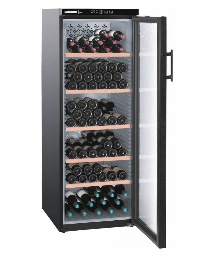 Wijnklimaatkast 427L kopen? Liebherr WTb 4212 20   XXLhoreca