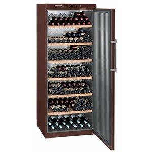 Liebherr Wine Fridge Terra Colour - Close Door | 312 Bottles | Liebherr | 666 Liter | WKT 6451 | 75x76x (h) 193cm