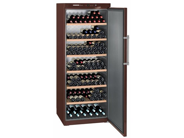 Liebherr Wein Kühlschrank Terra Farbe - In der Nähe Tür | 312 Flaschen | Liebherr | 666 Liter | WKT 6451 | 75x76x (h) 193cm