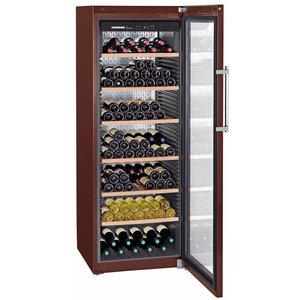 Liebherr Wine Fridge Terra Color | 253 Bottles | Liebherr | 573 Liter | WKT 5552 | 70x74x (h) 192cm
