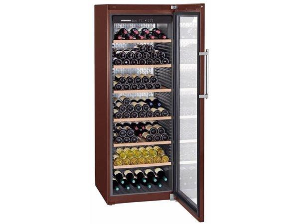 Liebherr Wijnkoelkast Terrakleur | 253 Flessen | Liebherr | 573 Liter | WKt 5552 | 70x74x(h)192cm