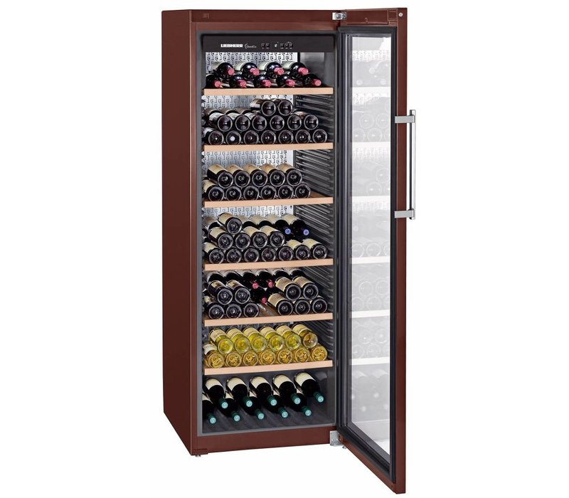 Liebherr Wine Fridge Terra Color | 253 Bottles | Liebherr | 573 Liter | WKT 5552 | 70x74x (h) 192cm