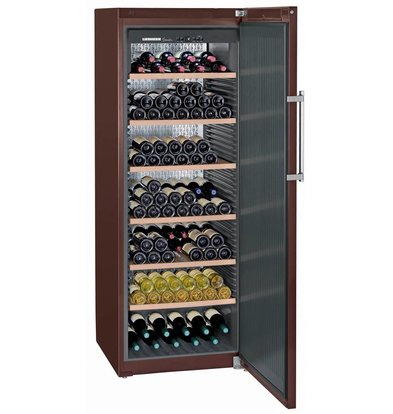 Liebherr Weinklimaschrank Terra Color - Geschlossene Tür | 253 Flaschen | Liebherr | 547 Liter | WKT 5551 | 70x74x (h) 192cm
