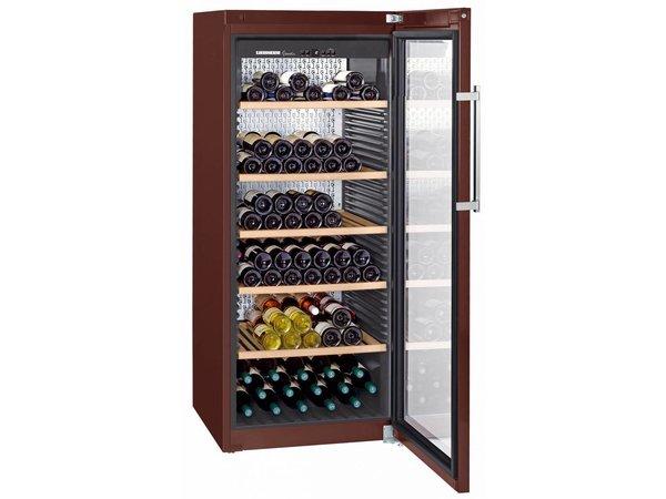 Liebherr Wine Climate Cabinet Terra Colour | 201 Bottles | Liebherr | 478 Liter | WKT 4552 | 70x74x (h) 165cm