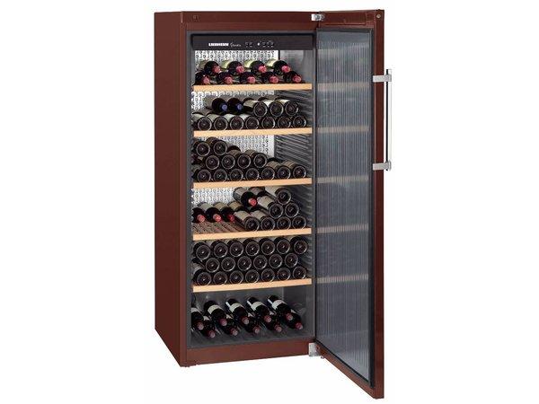 Liebherr Weinklimaschrank Terra Farbe - In der Nähe Tür | 201 Flaschen | Liebherr | 456 Liter | WKT 4551 | 70x74x (h) 165cm