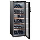 Liebherr Weinklimaschrank Black   200 Flaschen   Liebherr   427 Liter   WKB 4212   60x74x (h) 165cm