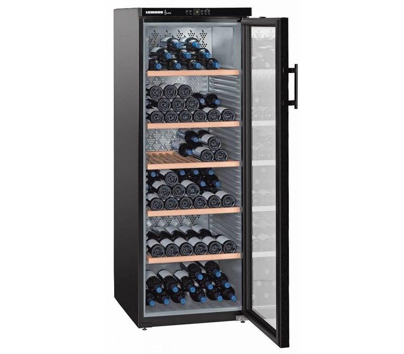 Liebherr Weinklimaschrank Black | 200 Flaschen | Liebherr | 427 Liter | WKB 4212 | 60x74x (h) 165cm