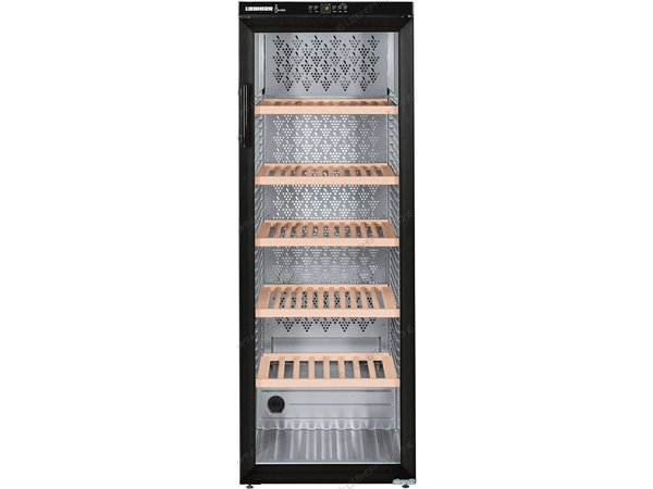 Liebherr Wine storage cabinet Black   200 Bottles   Liebherr   427 Liter   WKB 4212   60x74x (h) 165cm