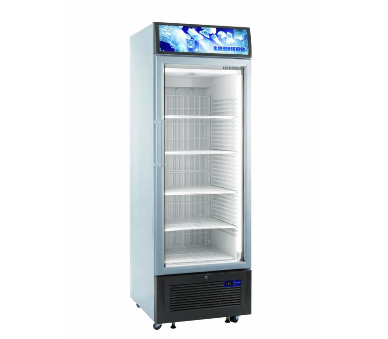 Liebherr Display Freezer White With Glass Door Liebherr 461
